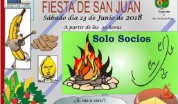 La Polvacera celebra la víspera de San Juan