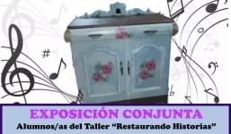 """Expo """"Restaurando Historias"""""""