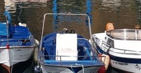Se vende barco de recreo