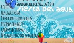 """""""Fiesta del Agua"""" para pequeños y grandes"""