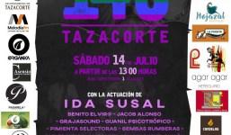 Fiesta del Orgullo en Tazacorte con Ida Susal