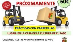 CURSO PREVENCIÓN DE RIESGOS LABORALES EN EL USO Y MANEJO DE LAS CARRETILLAS ELEVADORAS