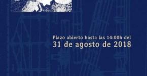 """Premio de Investigación """"Agustín de Betancourt"""" 2018"""