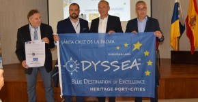 La Conferencia Transnacional Ecotur_Azul visualiza en Santa Cruz de La Palma la apuesta por el turismo marítimo costero
