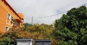 A la venta solar urbano en el centro de Breña Alta