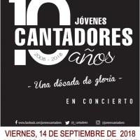 Actuación del Grupo Jóvenes Cantadores en San Andrés y Sauces