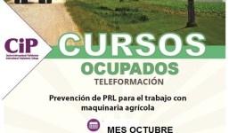 Prevención de riesgos laborales con maquinaria agrícola