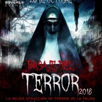 "Prepárate…. ""Pasaje del Terror 2018"""