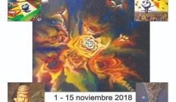 Exposición de Arte 'El cielo toca la tierra'