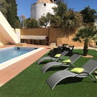Attractive and Modern three bedroom apartment with private terrace and pool