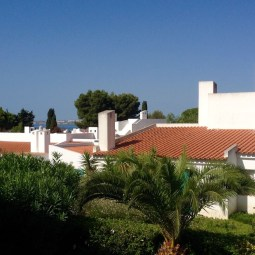 cozy SEA VIEW apartment for Winter on the Algarve!