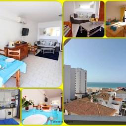 Apartamento Vista Mar Amarelo