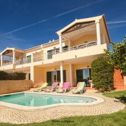 Acacias 13, Villa with Sea View, Private Pool and Small Garden