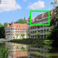 Villa Apartment Denderhof, 3 Bedrooms, 2 Full Bath/Shower Rooms, 2 Garages (RENTED)