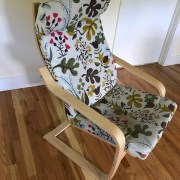 Poäng arm chair from Ikea