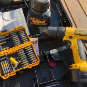 DeWalt 20V Cordless Drill Combo