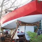 Star Class Sailboat hull#3355