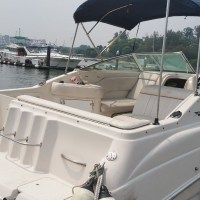 Used boat Monterey 262 CR cheaper then buy a car with cabin sell $58000, 97535908