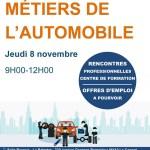 Forum métiers de l'automobile