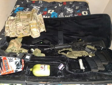 Airsoft Combo