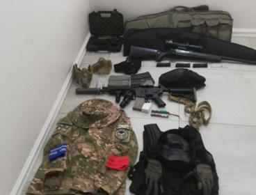 Airsoft kit combo for sale