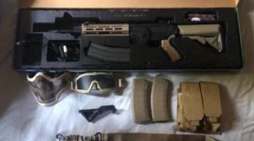 G&G Raider CM16 For sale