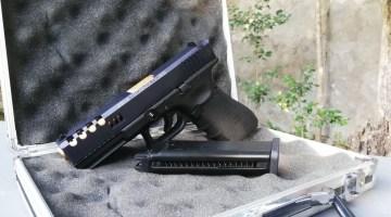 G&P Custom Glock 17 WE Tactical