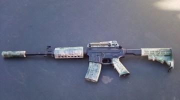 Cyma M4 airsoft gun