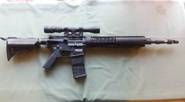 G&P M16 SPR Full metal