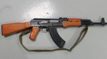 CYMA CM.046 AK47 Full Metal / Real Wood / Blowback