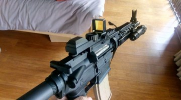 Tippmann Tactical M4