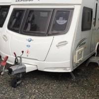 2010 Lunar Quasar 544 Touring Caravan for sale