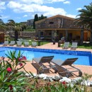 6 bedroom Holiday Villa with private swimming pool and parking www.garriguella.be