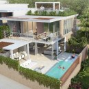 Modern style villas for sale in Cala de Mijas