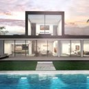 Luxury modern contemporary villas for sale in Casares