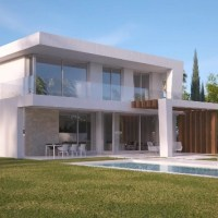 New Contemporary villas for sale in Marbella