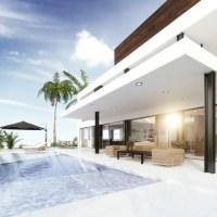 Modern Contemporary Villas for sale in Nueva Andalucia