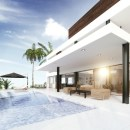Modern Contemporary Villas for sale in Nueva Andalucia