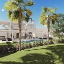 New front line golf contemporary style villa for sale in La Cala de Mijas – Mijas Costa
