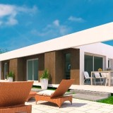 Altea new modern villa with pool
