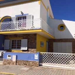 Villa da Praia, Manta Rota   Close the sea