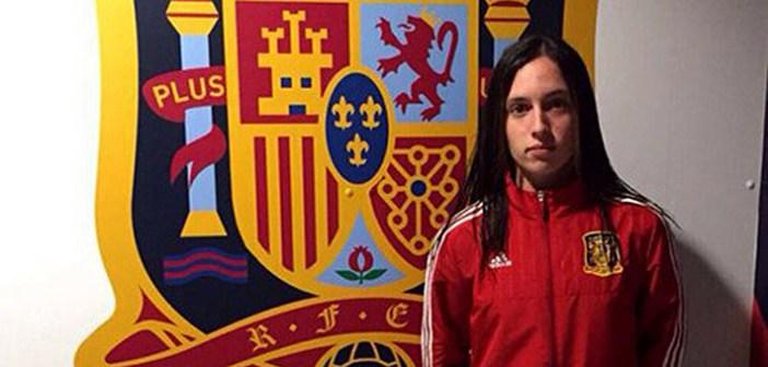 Eva Navarro acaricia Jordania