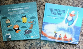 It's Raining Cats and Dogs! Storybook & Music CD