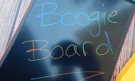 Boogie Board – NEW Features For Kids
