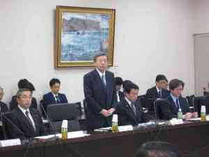 林経済産業大臣挨拶