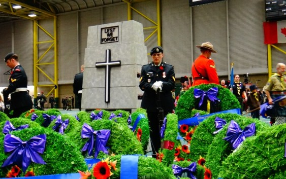 Remembrance Day/Week Events In Edmonton