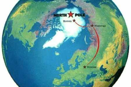 Map showing north pole gumiabroncs Image collections
