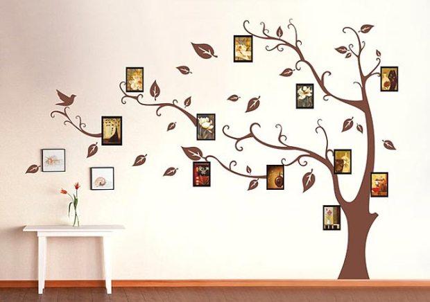 картинки на стене своими руками