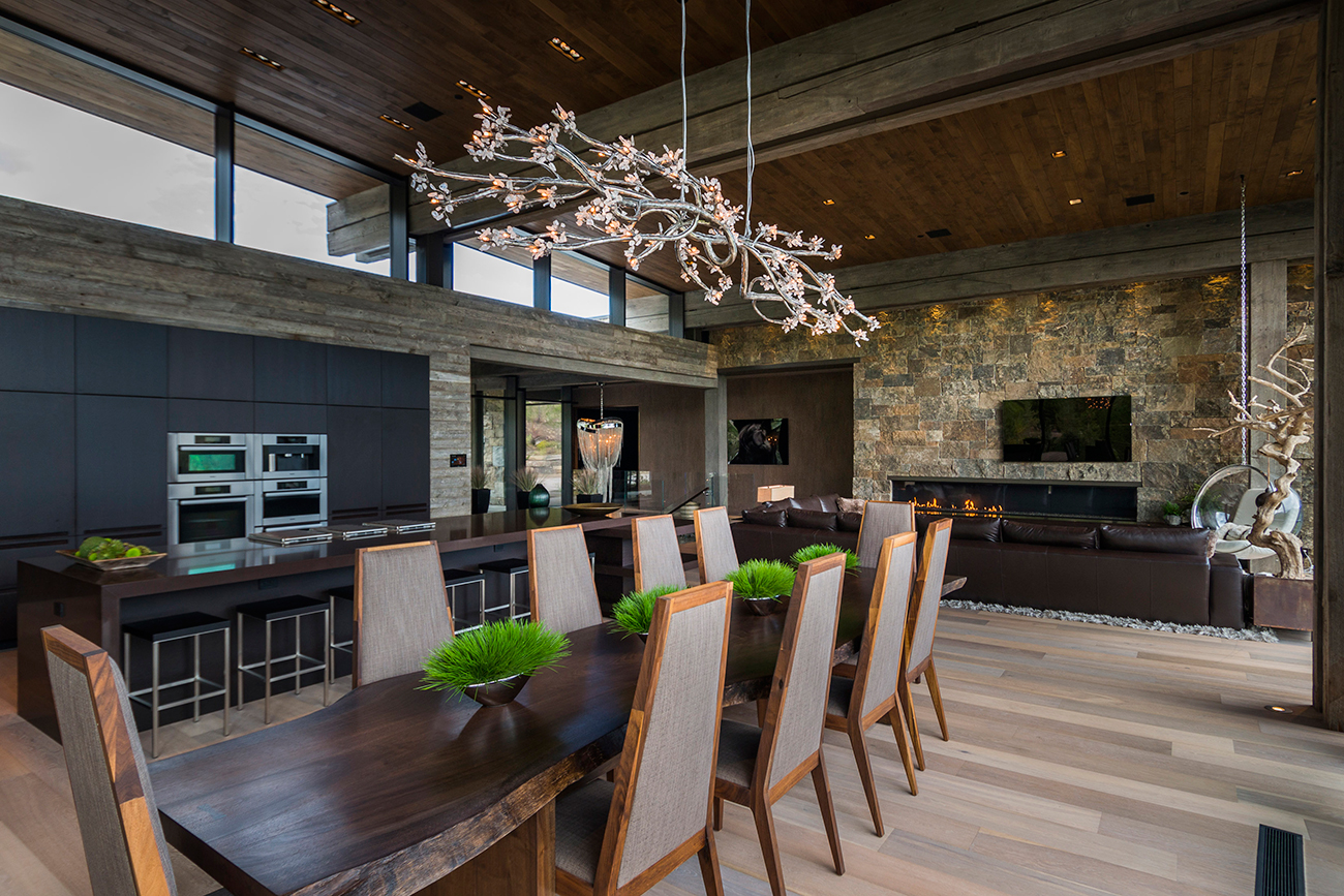 Homes showcase the highest quality finishes.