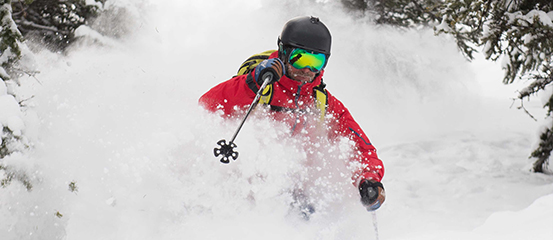 Skiing-Snowboarding